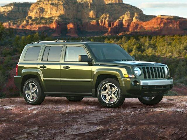 2008 Jeep Patriot 4WD 4dr Limited Lander WY | Casper Rawlins Worland  Wyoming 1J8FF48W68D512318