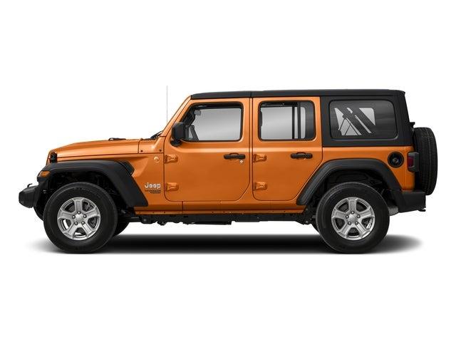 2018 jeep wrangler unlimited rubicon 4x4 lander wy casper rawlins