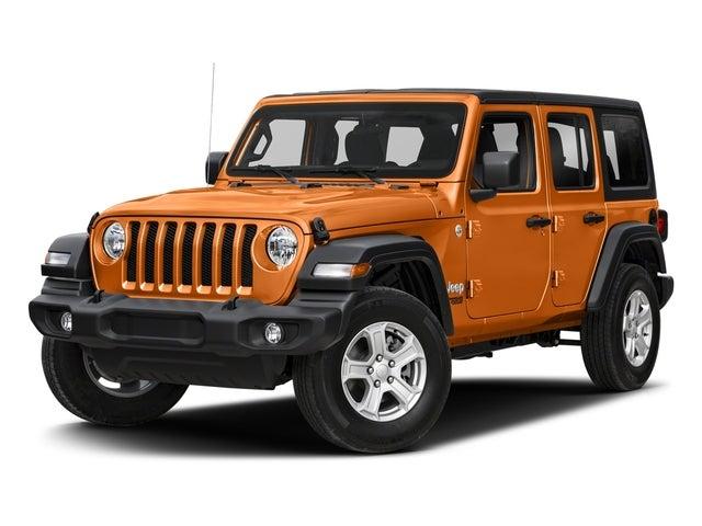 2018 Jeep Wrangler Unlimited Rubicon 4x4 Lander Wy Casper Rawlins Worland Wyoming