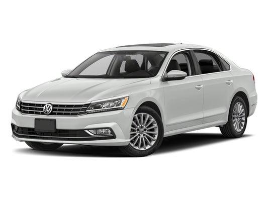 2018 Volkswagen Passat 2 0T SE w/Technology Auto