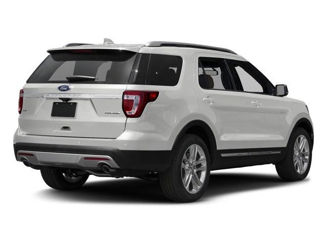 2017 Ford Explorer Xlt 4wd In Lander Wy Fremont Toyota