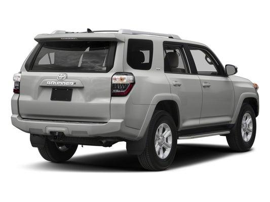 2017 Toyota 4runner >> 2017 Toyota 4runner Sr5 Premium 4wd