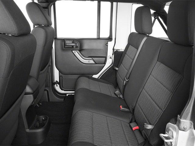 Delightful 2014 Jeep Wrangler Unlimited 4WD 4dr Sport In Lander, WY   Fremont Toyota  Lander