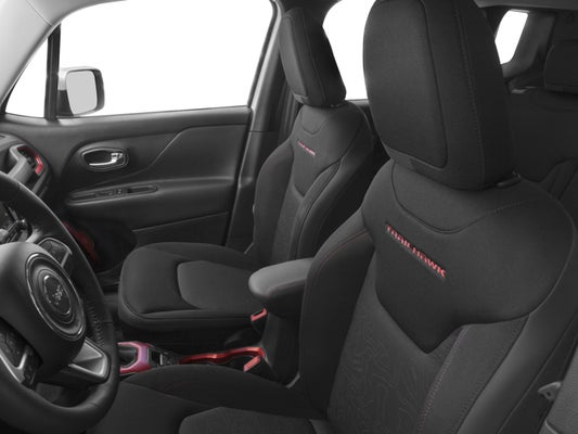 Jeep Renegade Seat Covers >> 2016 Jeep Renegade Trailhawk