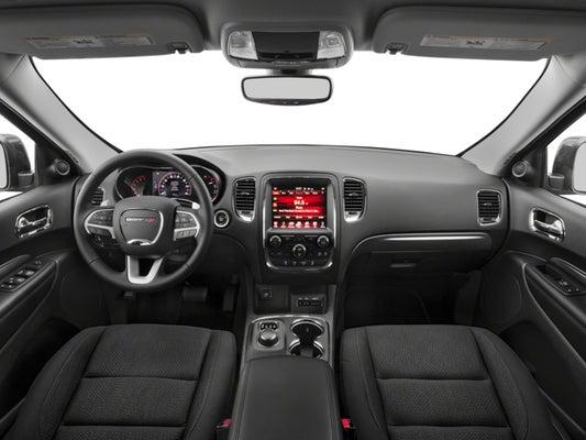 2017 Dodge Durango Sxt Awd In Lander Wy Fremont Toyota