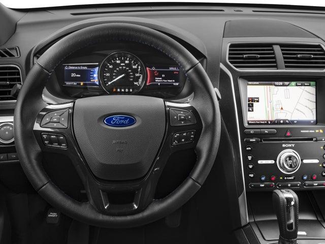 2017 Ford Explorer Sport 4wd Lander Wy Casper Rawlins Worland