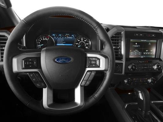 2017 Ford F 150 Platinum 4wd Supercrew 5 Box In Lander Wy