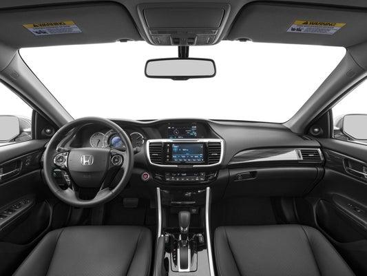 2017 Honda Accord V6 >> 2017 Honda Accord Sedan Ex L V6