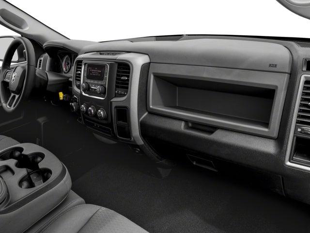 2017 Ram 1500 Tradesman 4x4 Quad Cab 6 4 Box In Lander Wy