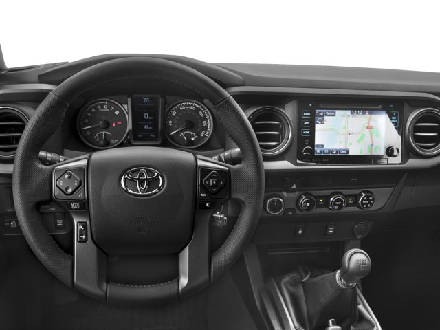 2017 Toyota Tacoma Trd Off Road Double Cab 5 Bed V6 4 In Lander