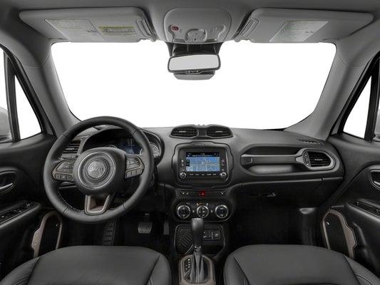 Jeep Renegade Limited >> 2018 Jeep Renegade Limited Serving Lander Wy Casper Rawlins