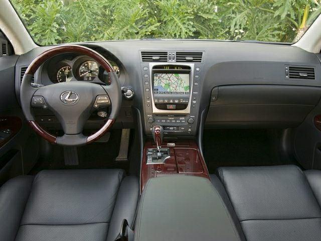 2008 lexus gs 350 interior